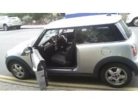 Mini Cooper 2009 3 Door Hatch New MOT