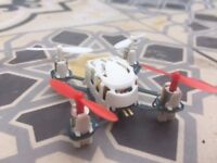 Hubsan Q4 Nano Mini Quadcopter - WITH SPARE PROPELLORS INCLUDED!!