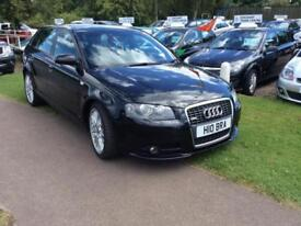Audi A3 2.0T FSI Special Edition Sportback Tronic 2007MY S Line