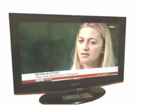 SAMSUNG 32 LCD TV BUILT IN FREEVIEW