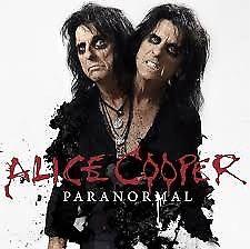 Alice Cooper SSE Hydro 12 Nov 2017 ticket