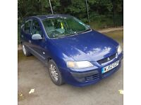 Mitsubishi Space Star Mirage 1.3 Petrol People Carrier **12 MONTHS MOT MILES 71K not c4 cmax zafira