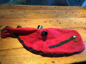 Bagpipe bag - nearly new