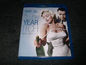 Marilyn Monroe - The seven year itch (1955) Blu-Ray (2012)