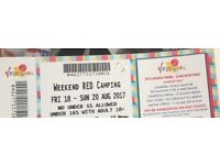 2x V Fest Tickets 18th-20th