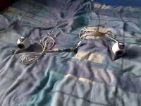 2 Logitech Webcams For Sale