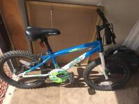 Boys bike for sale good condition