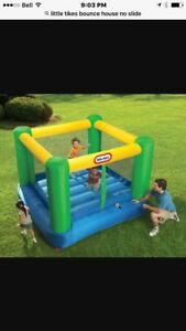 Little Tikes Bouncy House!!!