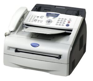Brother IntelliFax-2820 Laser Fax Machine and Printer