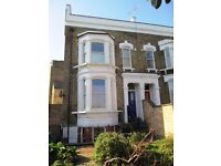 Large one bed flat in converted Victorian house