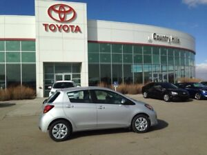 2016 Toyota Yaris LE, 5dr Hatchback, Power Group, Bluetooth