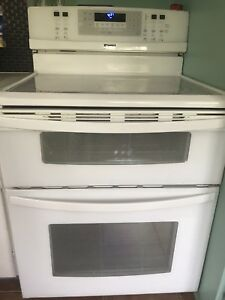 "Kenmore 30"" flat top convection oven"