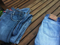 5 pairs of jeans £35