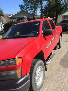 2006 Chevrolet Colorado Z71 4x4
