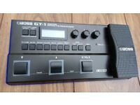 BOSS GT1 Guitar effects processor