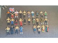 Assorted WWE Figures & Accessories
