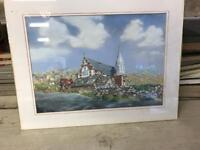 Large Selection Of Framed Pictures