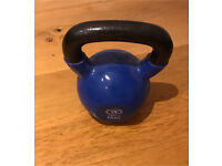 16KG Kettle Bell - Cast Iron with PVC sleeve