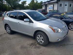 2008 NISSAN ROGUE - 4 Door Station Wagon S 2WD