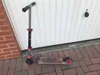 Oxelo girls scooter