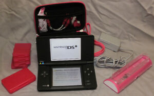 Video Game Guy - Nintendo DSi Handheld Game (one for the girls)
