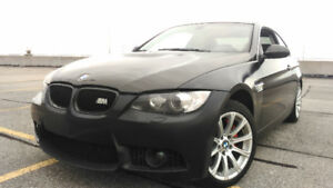 2008 BMW 3-Series 335xi Coupe Serviced By BMW