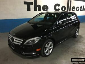2014 Mercedes-Benz B-Class B250 Sports Tourer w/Panoramic Roof &