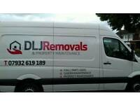 DLJ Removals