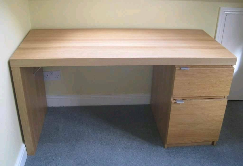Ikea Deskin Totton, HampshireGumtree - Ikea malm desk. Good condition. Collection totton