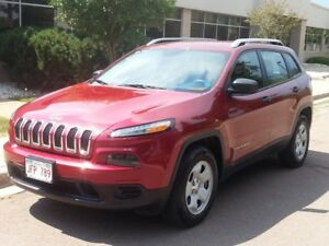 2014 Jeep Cherokee **SAVE$3000.! REDUCED TO $12900. LIKE NEW!!!