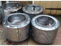 Garden Fire Pit upcycled from washing drums. £18.00 each.