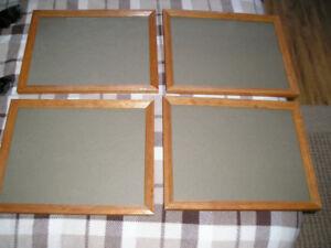 4 New Frames