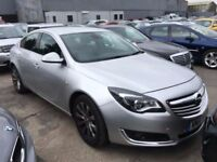 Vauxhall Insignia 2.0 CDTi Elite 5dr£7,695 p/x welcome 1 YEAR FREE WARRANTY. NEW MOT