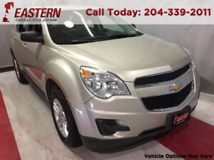 2015 Chevrolet Equinox LS 17 ALLOY USB RADIO A/C CRUISE AM/FM
