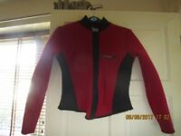 Ladies two piece Typhoon Wetsuit - immaculate condition only used one weeks diving