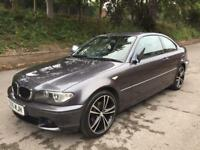 BMW 318 Coupe 2005