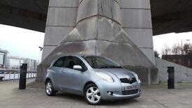 2007 07 TOYOTA YARIS SPIRIT 1.3 SEMI AUTO 35K MOT 03/18 (CHEAPER PART EX WELCOME)