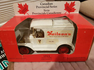 Neilson Model T Canadian Provincial Series