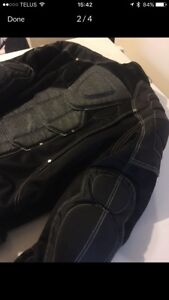 Ladies XL MOTORCYCLE JACKET 3 layers
