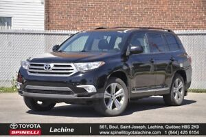 2013 Toyota Highlander 4WD V6 SPORT ET ++ 90 DAYS WITHOUT PAYMEN