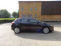 Vauxhall Astra Elite 5dr Auto Petrol 0% FINANCE AVAILABLE