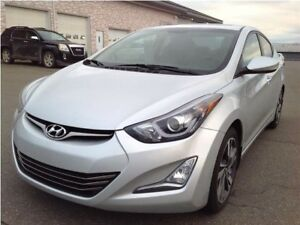 Hyundai Elantra Limited Cuir Toit Ouvrant MAGS**Insp complète**