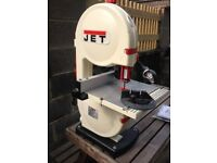 Jet Bandsaw, almost new
