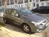 2009 Hyundai i30 1.4 Comfort 5dr Low Mileage Grey Great First Car Not Golf Corsa Focus Bmw Astra