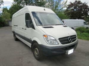 2012 Mercedes-Benz Sprinter Van 2500/3 L/170 Extended High Roof