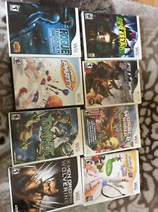 VERY CHEAP Wii Games!!