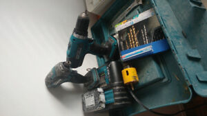 Perceuses makita rechargeables