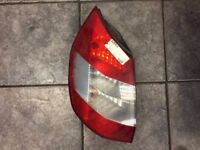 2005 RENAULT GRAND SCENIC TAIL LIGHT PASSENGER NEAR SIDE DIESEL+ PETROL COMPLETE