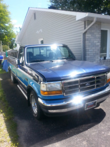 Ford f 150 1995 xlt  truck camion