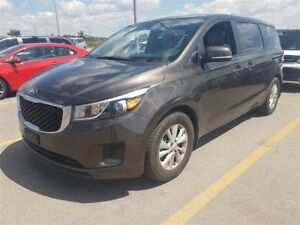 2017 Kia Sedona LX | BLUETOOTH | REAR AIR | 8 PASSENGER